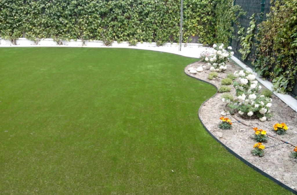 Cesped Artificial jardin Ejido
